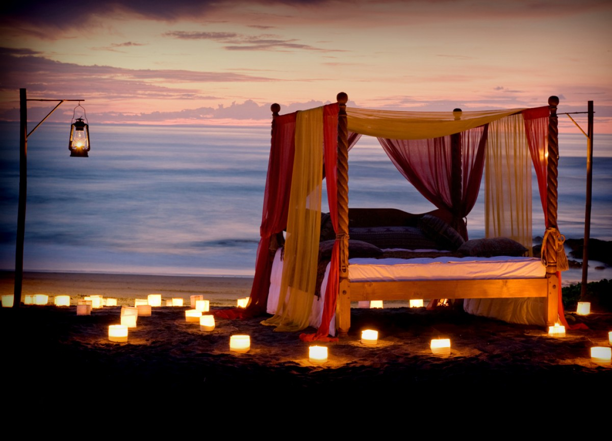 top 14 pour un diner romantique bali. Black Bedroom Furniture Sets. Home Design Ideas