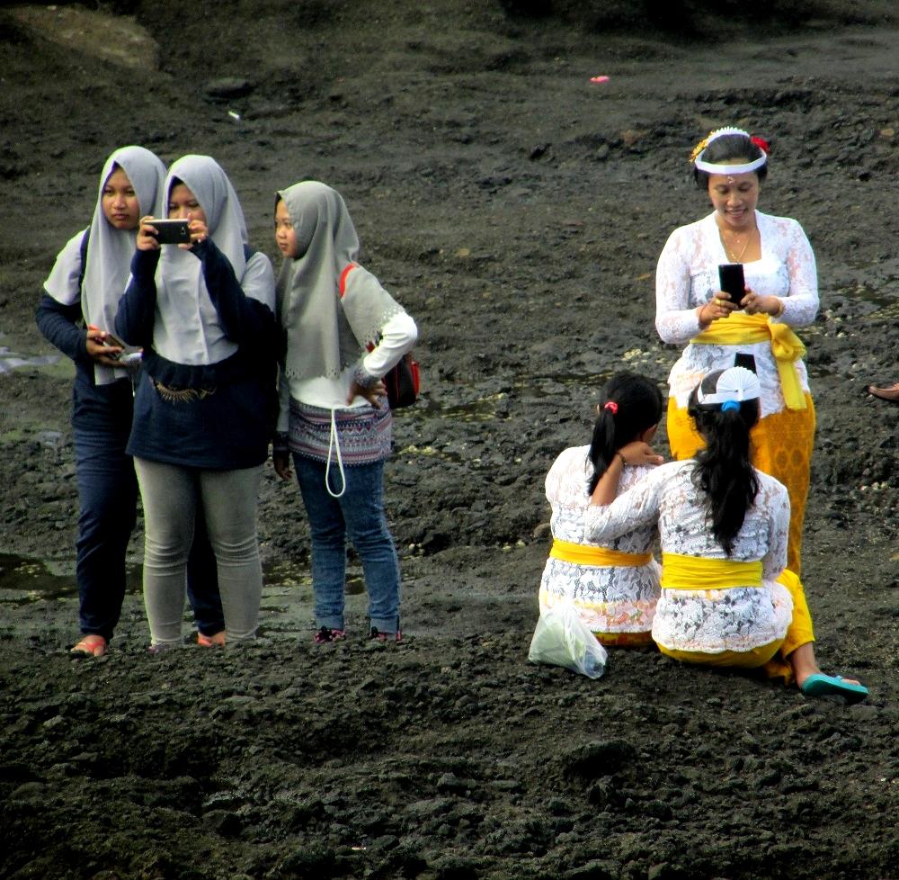 balinais et musulmans