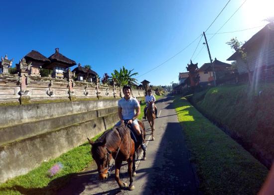Balade a cheval bali3
