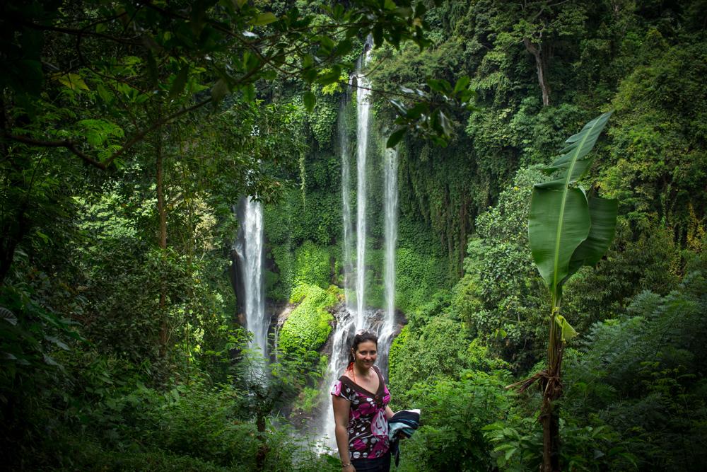 Cascades de Sekumpul