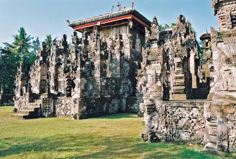 Temple beji