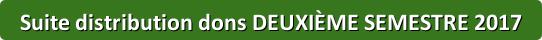 Suite distribution dons deuxième semestre 2017