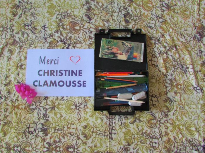 Christine clamousse
