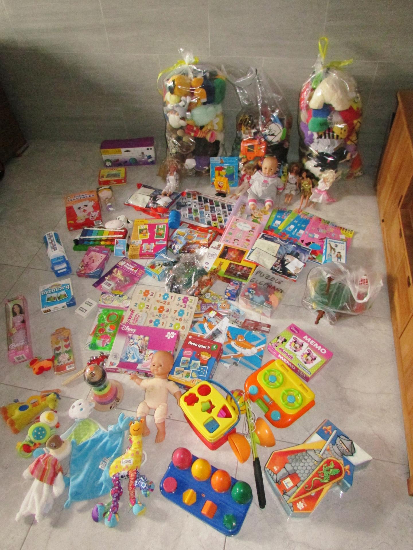 Tous les jouets qui ont fait des enfants heureux !