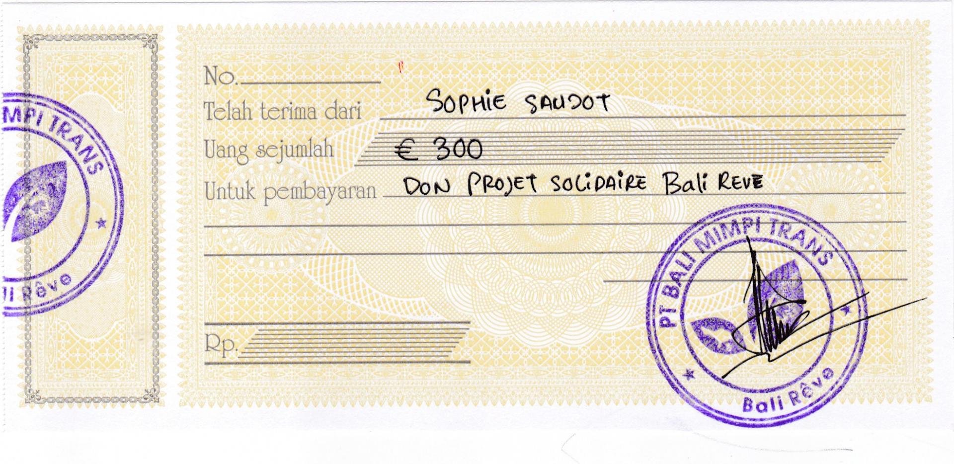 Don sophie saujot