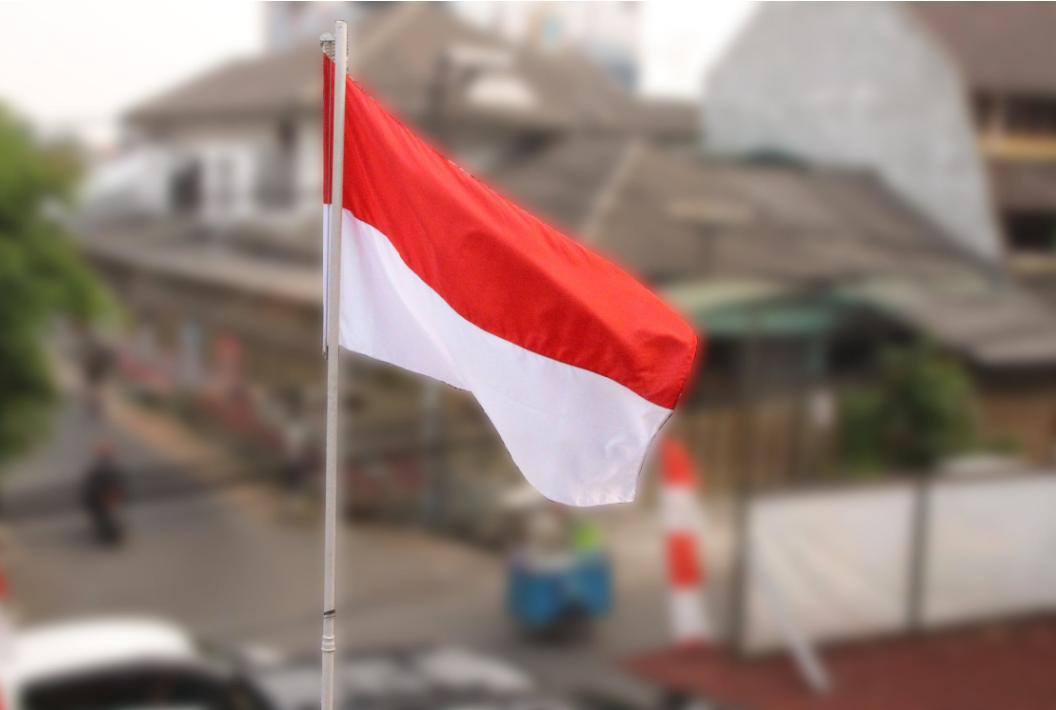 Free stock photo of bendera merah putih 2