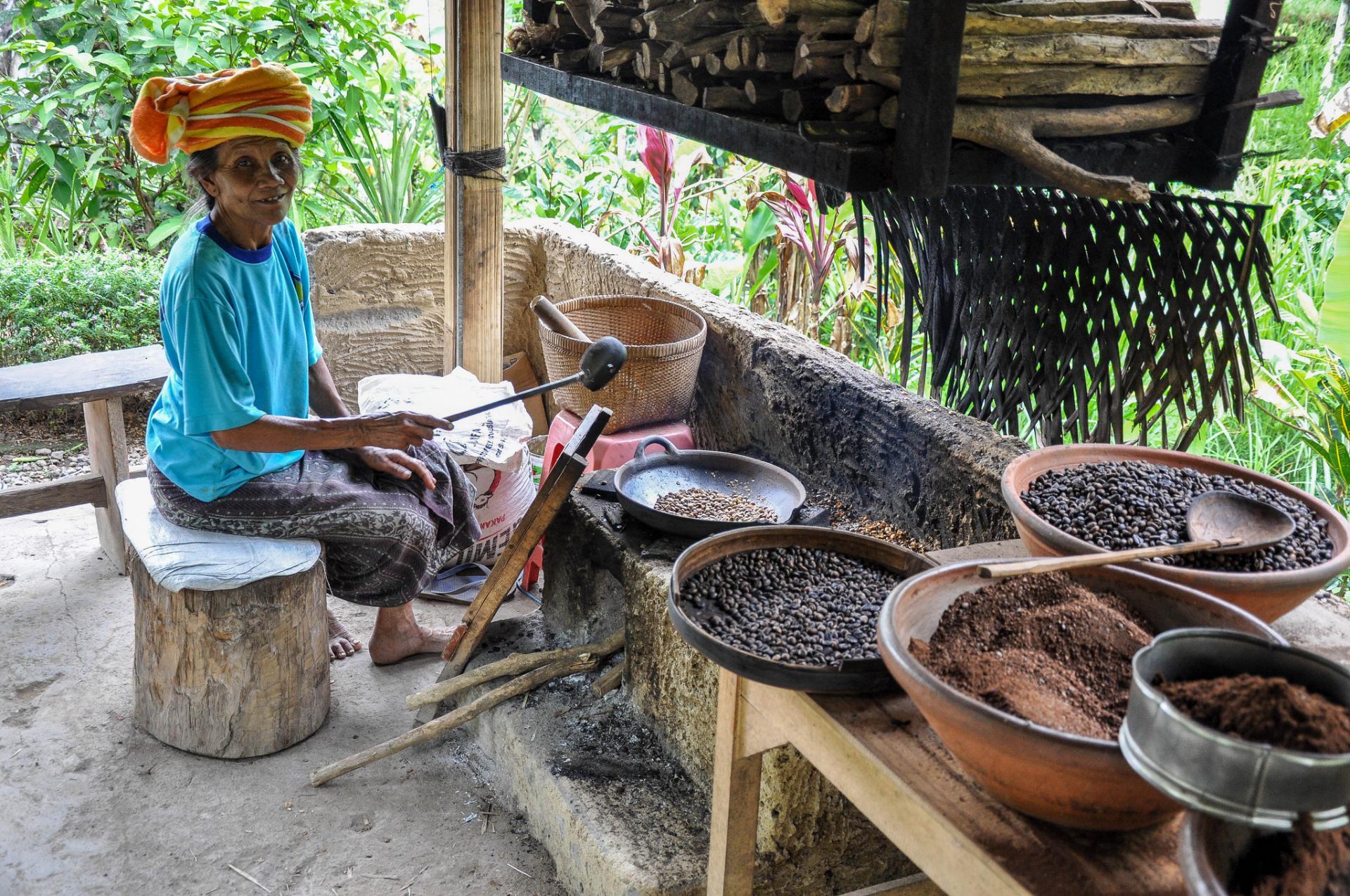 Plantation café, thé etc