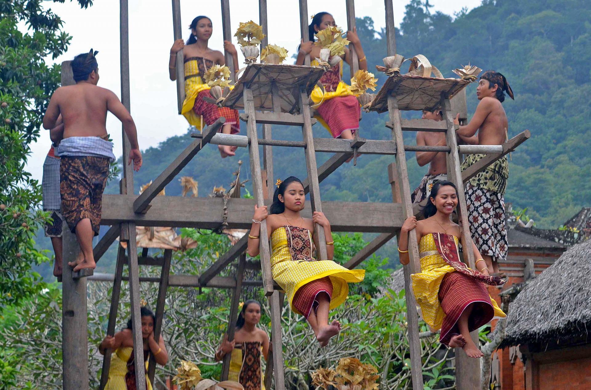 Village traditionnel de Tenganan