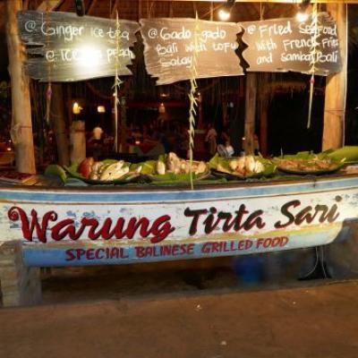 Tirtasari restaurant
