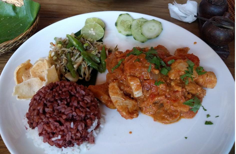 Warung enak amed ulasan restoran tripadvisor